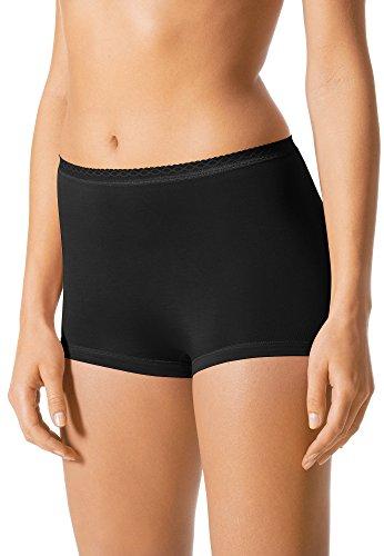 Mey Basics Serie Lights Damen Panties Schwarz 40