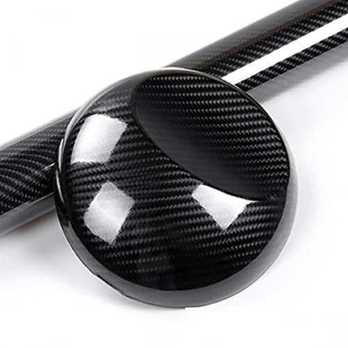 para Honda Spirior 2014-2018 Panel de Control Central Interior manija de la Puerta 3D / 5D Pegatinas de Fibra de Carbono calcomanía Estilo de Coche Vinilo Cortado