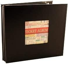 Black Deluxe Ticket Album