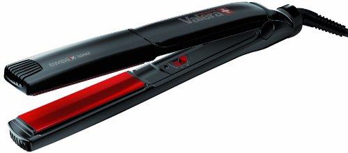 Valera Swiss`X - Plancha de pelo con cepillo X-Brush incorporado