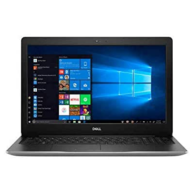 """Dell Inspiron 15 3000 Flagship 15.6"""" FHD LED-Backlit Touchscreen Laptop, Intel Quad-Core i5-1035G1 up to 3.6GHz, 12GB DDR4, 512GB NVMe SSD, WiFi, Bluetooth, Webcam, MaxxAudio Pro, Windows 10, Silver"""