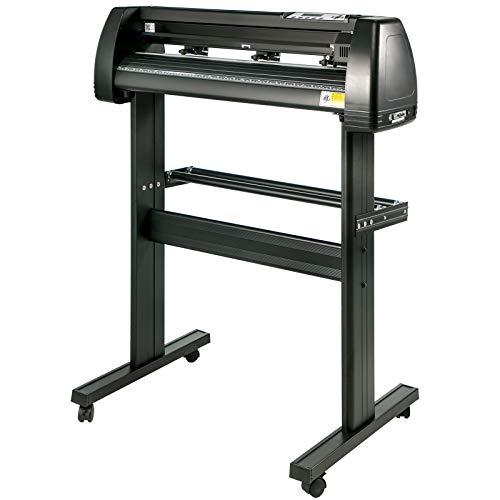 BananaB 34 Inch vinyl schneideplotter vinyl cutter plotter 870mm Slogan Cutting Plotter Desktop Machine mit der Software Prefessional