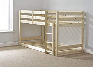 Strictly Beds and Bunks - Low Double Sleeper, 3ft Single