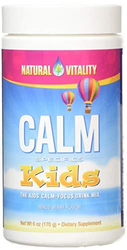 Natural Vitality Natural Calm Specifics, Calm Kids, 215 g