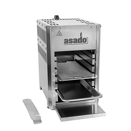 Asado 800 compact Oberhitze Gasgrill 800° | Hochtemperaturgrill, Steakgrill