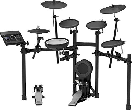 Roland TD-17KLSE V-Drum Set | Includes TD-17KL V-Drum Kit, RDT-RV Drum Throne, RDH-100 Kick Pedal, and Drumsticks