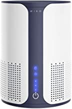 Miko Air Purifier For Home HEPA Filter Air Cleaner For Pets, Allergies, Smoke Odor Eliminator In Large Room, Bedroom, H13 HEPA Air Filter Removes 99.97% Smoke, Pollen, Dust Cleaner With Sleep Mode