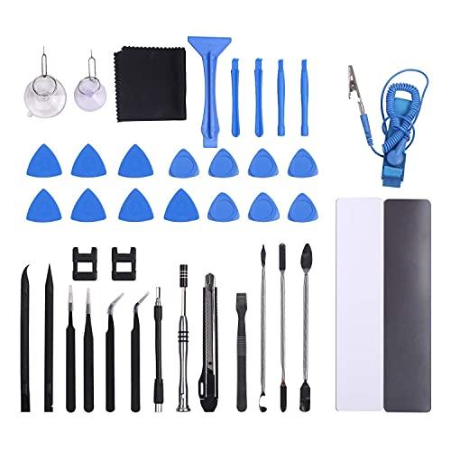 Computer Repair Tool Kit, Precision Laptop, 139 IN 1 Professional PC Screwdriver Set, with 98 Magnetic Bit and 41 Practical Repair Tools, Suitable for Macbook, Tablet, Iphone, Xbox Controller Repair