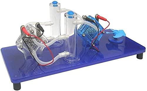 HCFSUK Demonstrator Physikalisch Für Wasserstoff-Sauerstoff-Brennstoffzellen Reversible Brennstoffzellen- und Elektrolyseur-Energieerzeugungsprüfgeräte
