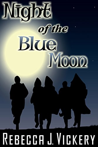 Book: Night of the Blue Moon by Rebecca J. Vickery