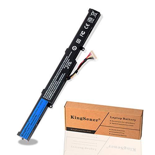 KingSener New 14.4V 37WH A41-X550E laptop batterij voor ASUS X450 X450E X450J X450JF A450J A450JF A450E F450F450C F450V F450E met twee jaar garantie