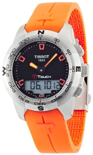 TISSOT T-TOUCH II STAINLESS