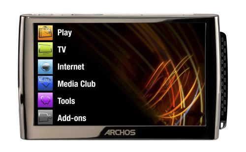 ARCHOS 5g Internet Media Tablett 30 GB (12,2 cm (4,8 Zoll) Touchscreen, inkl. HSDPA-Modem)
