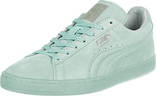 PUMA Suede Classi Mono Damen Sneaker 41 grün