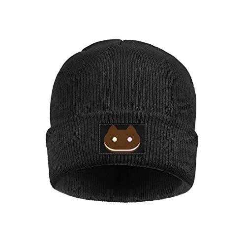 Mens Women's Kids Knit Caps Steven-Universe-Cookie-Cat-Sandwich- Beanie Hat Warm Cartoon Skull Cap