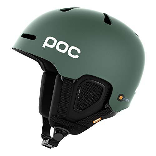 POC Fornix Ski Helm, Bismuth Green, XS-S/51-54