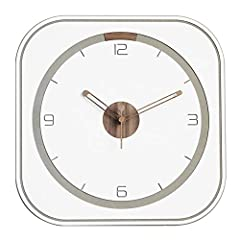 ✔ Suitable for Any Scene: Modern silent wall clocks also serve as kitchen, living room, bathroom, bedroom and office wall decor, give your smile,and send friends and family to bring warmth ✔ High-Quality Material: the modern wall clock made of wood e...