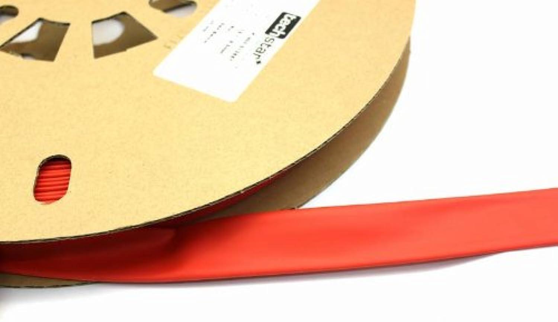 Schrumpfschlauch K400 19,0mm rot Rolle mit 30m B009EO1ROG | Innovation