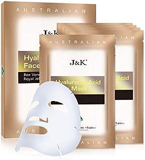 J&K Hyaluronic Acid Face Mask - Bee Venom