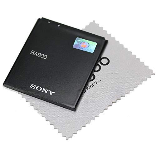 Batería para Original Sony BA900 LiIon para Sony Xperia E1, Xperia J, Xperia L,...