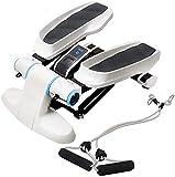 BAIRU Stepper Lateral Máquinas de Step Aerobic Fitness Stepper | Pedo Multifuncional de multe de Mute Stepper Pedal Interior de Deportes Interiores | Mini Twisting Stepper
