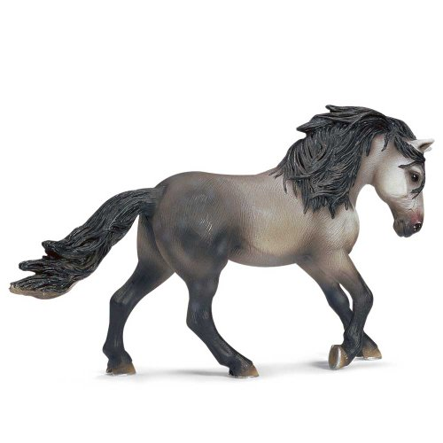 Schleich 13607 Andalusier Hengst