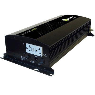 Xantrex 813-3000-UL Inverter, X-Power 3000W 12V Mod. Sine