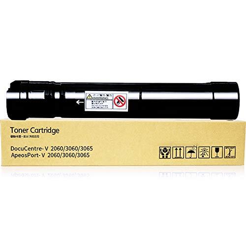 GYBN Grote capaciteit kopie toner zwart, voor Fuji Xerox 2060 toner DocuCentre-V 2060 3060 3065 printer toner, CT202508 tonercartridge zwart en wit kopieertoner, 25000pages, Kleur