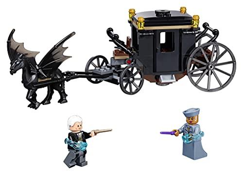 レゴ(LEGO) ファンタスティック・ビースト グリンデルバルドの脱出 75951