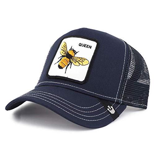 Goorin Bros., Gorra de béisbol Blue Queen, GOB_101-0567-NVY - One Size