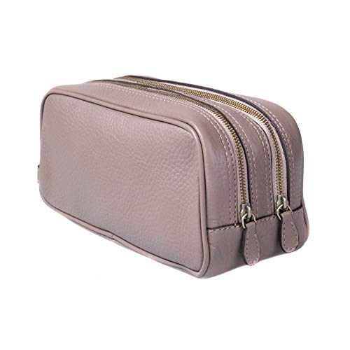 SageBrown Taupe Toiletry Bag
