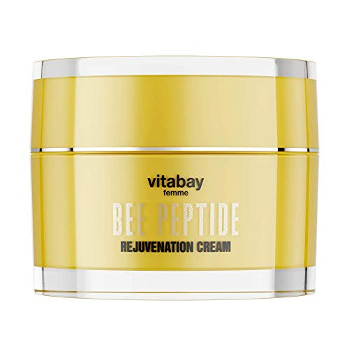 Vitabay Bee Peptide Rejuvenation Cream 50 ml • Gelee Royal & Propolis • Anti-Aging