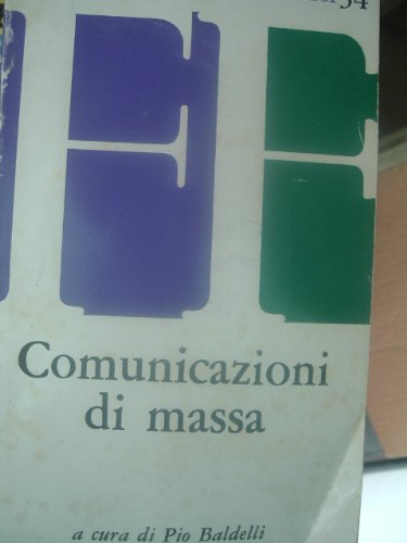 Comunicazioni di massa