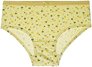 Mariposa Women's Cotton Outer Elastic Printed Panty In Butterfly Collection