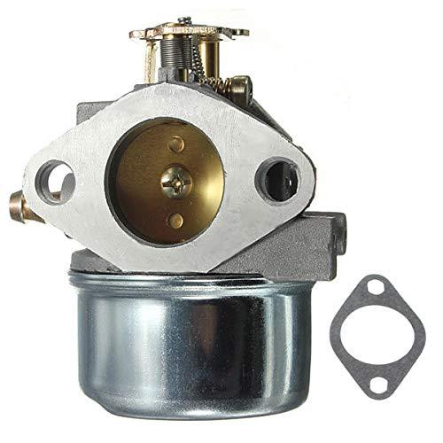 Cerburetor de carburador de césped for Tecumseh HMSK80 / HMSK90 640349 640052 carburador
