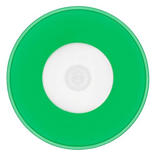 OXO シリコン シール リッド 保存 蓋 電子 レンジ 食器洗い 洗浄機 可 L