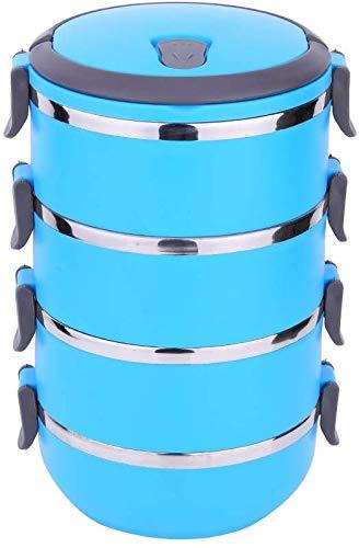 Yosoo Lunchbox Tragbare Isolierung Edelstahl Innendämmung Thermal...