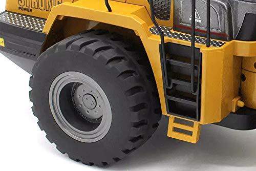RC Auto kaufen Spielzeug Bild 3: Huina CY1583 RC Constuction, Gelb*
