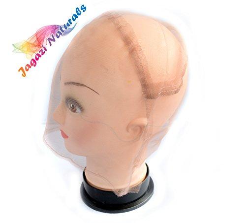Full Lace Wig Cap. Wig base for Ventilating or Knotting. Wig foundation/Chapeau de perruque de dentelle pleine. Base de perruque pour la ventilation o