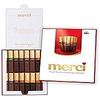 8-Count 7oz Merci Finest Assortment of European Chocolates