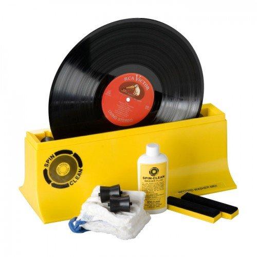 Spin Clean MKII - Limpiador de vinilos
