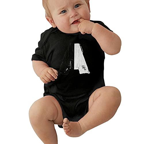 EDGHUOEIH Armin Van Buuren Balance Logo Cómodo y agradable al tacto Bebé Niños y Niñas Jersey Body