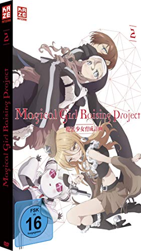 Magical Girl Raising Project - Vol.2 - [DVD]