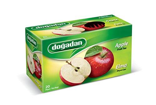 Dogadan Apfeltee 20 Aufgußbeutel