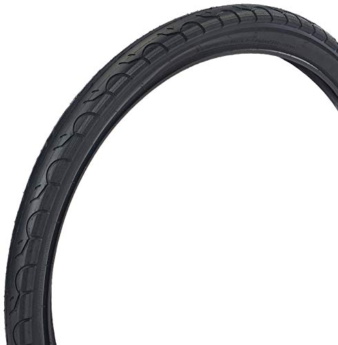 Kenda K-193 Kwest Commuter Wire Bead SRC/PRC Bike Tire, Black, 26-Inch x 1.25-Inch