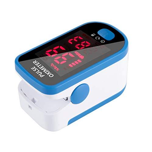 HuiBOYS Fingertip O-x-i-meter Monitoring Finger Clip Monochrom Bildschirm Screen O-x-i-meter Monitor (Monochrom-Bildschirm A)