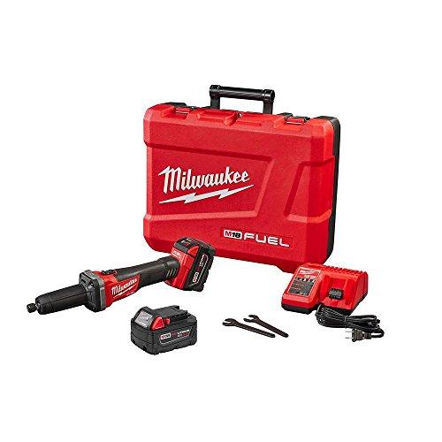 Milwaukee 2784-22 M18 Fuel 1/4' Die Grinder Kit