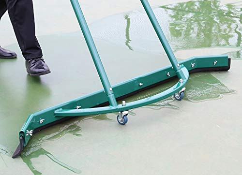 Ruitenwisser Aluminium Tennisbaan Cleaning Water Cart, Field reinigingsapparatuur, basketbalveld Wiper, Outdoor Sports…