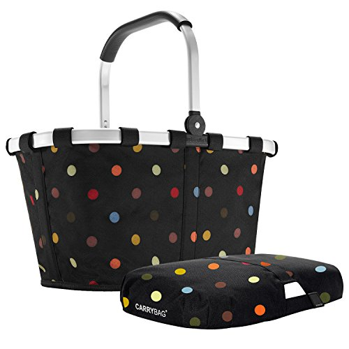 Reisenthel carrybag dots + Cover dots
