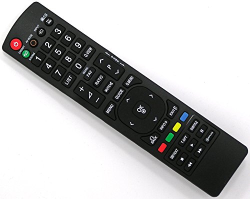 Ersatz Fernbedienung für LG TV 42LD420CZA 42LD420N 42LD420NZA 42LD420ZA | 42LD420ZABEUWL | 42LD428 42LD428ZA 42LD450 42LD450N 42LD450NZA 42LD450ZA 42LD458